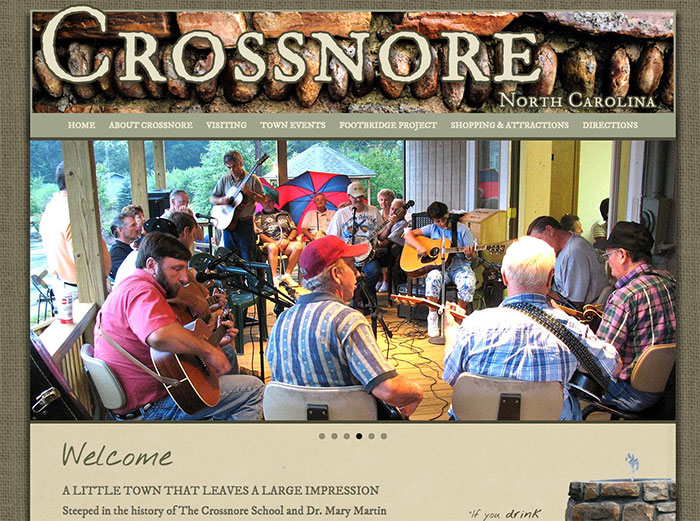 Town of Crossnore
